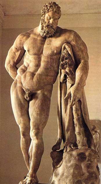 Las raices del culturismo Hercules-farnesio-napolesmuseo-arqueologico-nacional