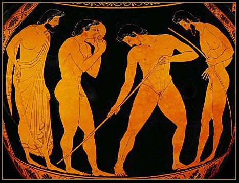 juego olimpico grecia:
