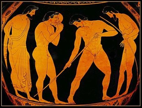 Erase Una Vez En Olimpia Los Juegos Olimpicos De La Antiguedad Vi