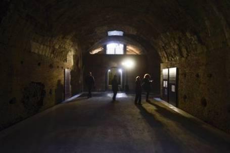 subterráneos Caracalla