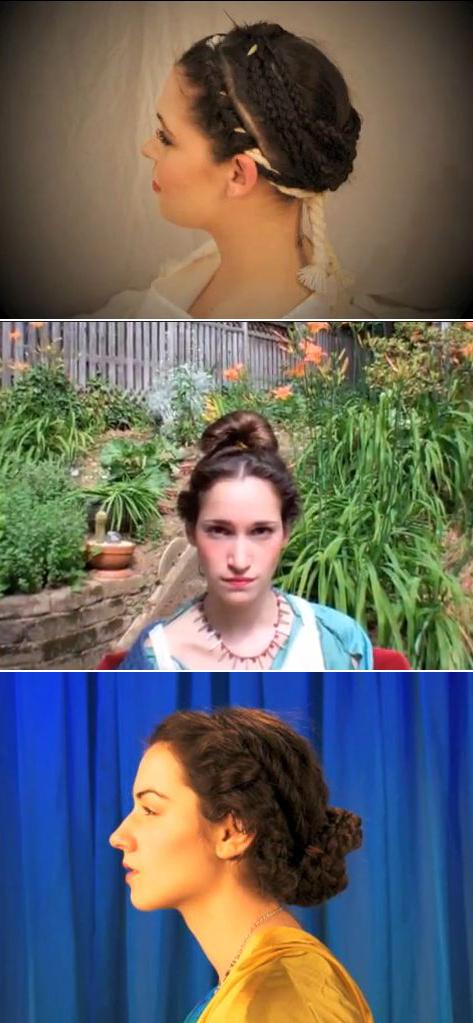 Peinados-de-una-vestal-de-Faustina-la-menor-y-de-la-Emperatriz-Plotinia