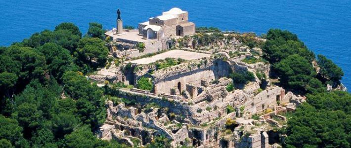Capri Villa Di Mackenzie In Via Caterola