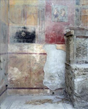 Pompeya-Casa-de-Ariadna