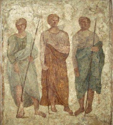 tres-hombres-Louvre
