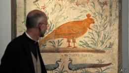 La exhibición busca dar cuenta de la vida en las ciudades romanas de Pompeya y Herculano hace más de 2000 años.