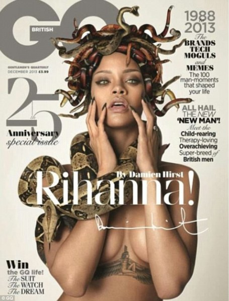 Rihanna-Medusa