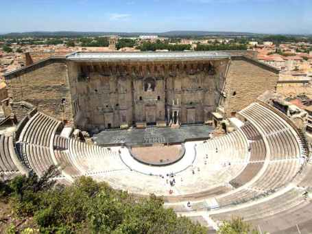 ipad-Teatro-Romano-de-Orange