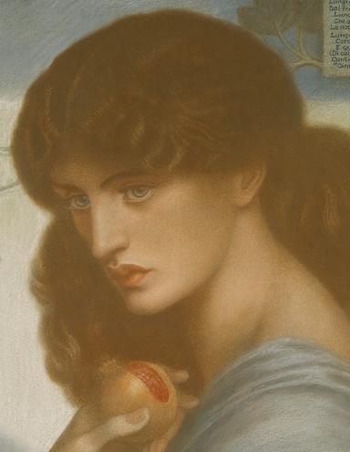 Proserpina-Rossetti