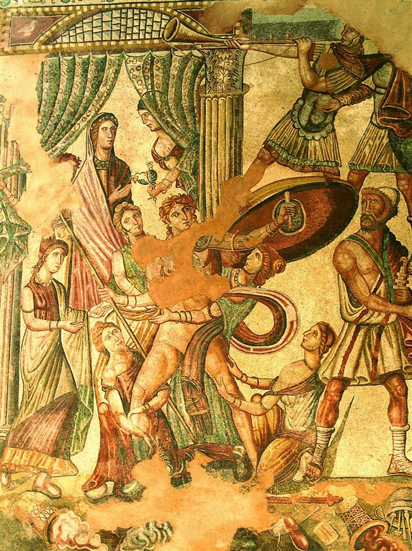 La olmeda se integra en la red de villas romanas de for Villas romanas