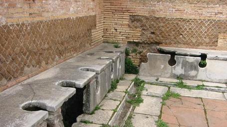 latrinae-romanae