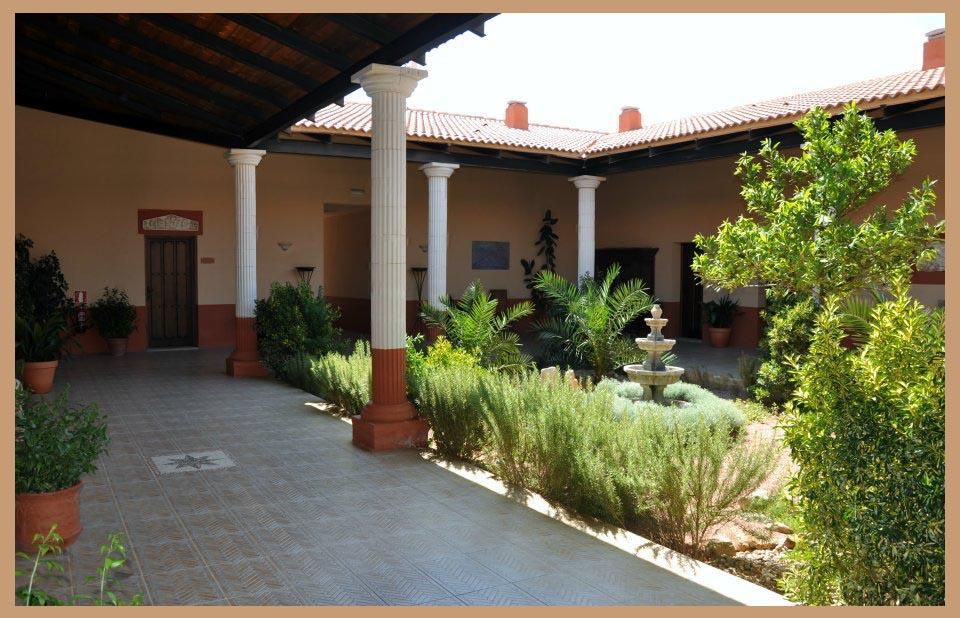 Una villa romana en don lvaro ofrece alojamiento - Alojamiento rural merida ...