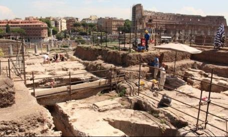 excavaciones-Palatino