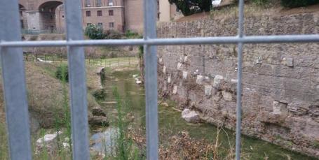 Mausoleo-de-Augusto-inundado