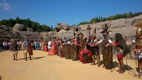 Itálica-recreaciones-históricas
