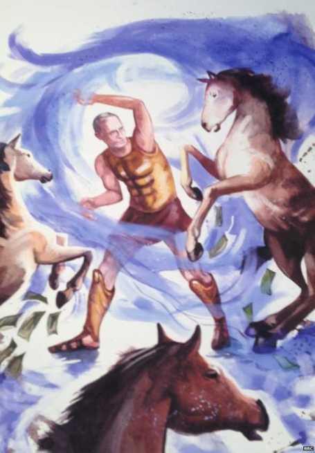 Putin-Hércules-4