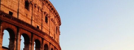 Coliseo-atardecer