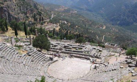 Delfos-teatro