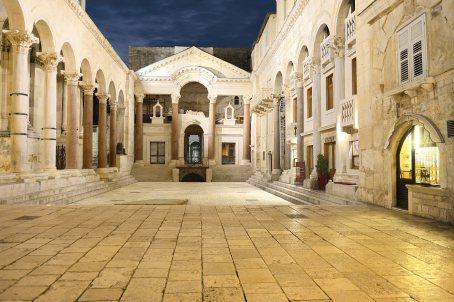 Palacio-Diocleciano