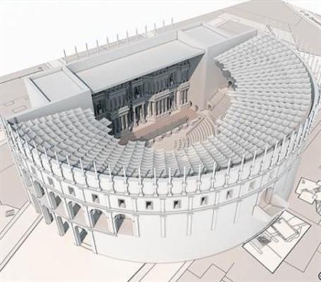 teatro-romano-Tarraco-3D