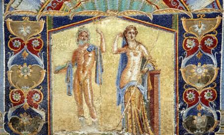 Mosaico-Neptuno-Anfitrite