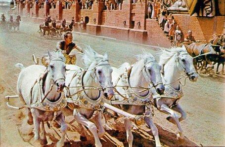 Ben-Hur-cuadrigas