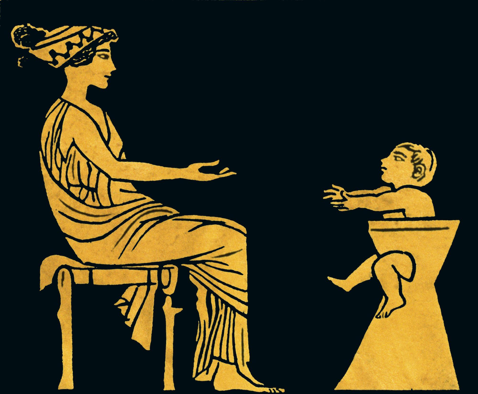 prostitutas madres militares prostitutas antigua grecia