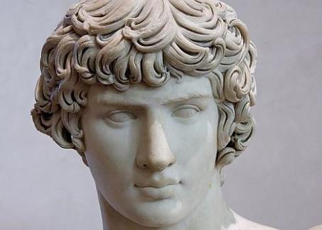 Antinoo-escultura