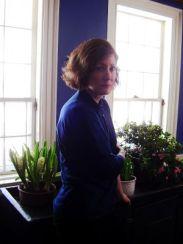 La escritora Caroline Alexander.