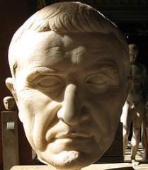 Escultura de Licinio Craso / ABC