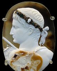 Retrato de Augusto portando un gorgoneion. / ABC