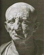 Busto de Catón «el viejo» / ABC