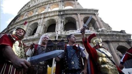 centuriones roma