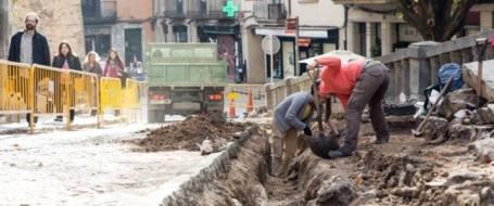 Girona Pujada Sant Feliu