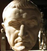 Busto de Licinio Craso