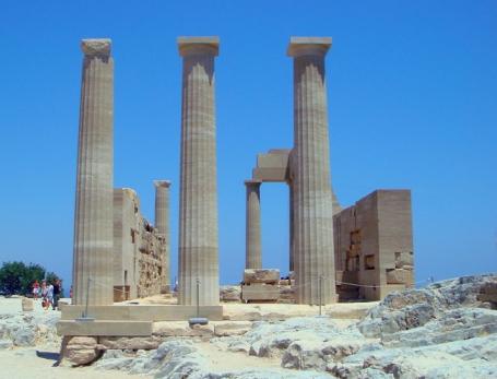 Templo de Atenea Lindia