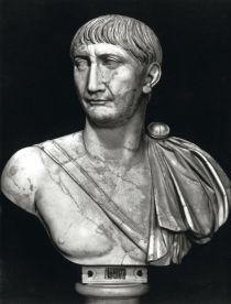 Busto de Trajano. / Ullstein Bild