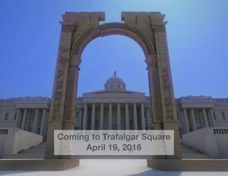 arco-triunfo-trafalgar-square
