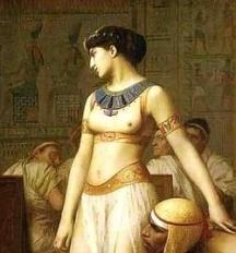 Representación de Cleopatra