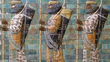 inmortales-persas-mosaico