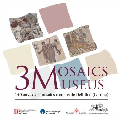 3 mosaics 3 museus