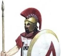 Hoplita espartano - Wikimedia