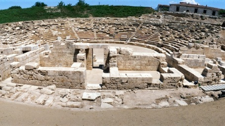 teatro de Larisa