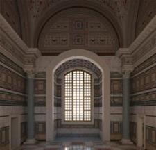 Tepidarium de las Termas de Trajano- ABC