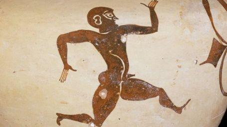 Juegos Olimpicos Antiguedad La Tunica De Neso