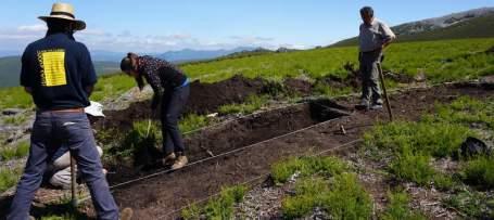 excavación candín