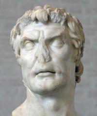 Escultura del dictador Sila