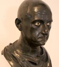 Estatua de Escipión «El Africano»- Wikimedia
