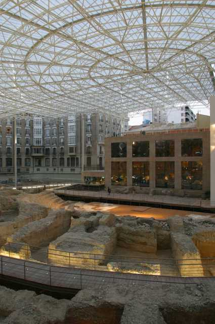 Los museos de la Ruta de Caesaraugusta se pueden visitar en Internet  La tún...