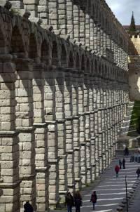 Acueducto de Segovia Aurelio Martín