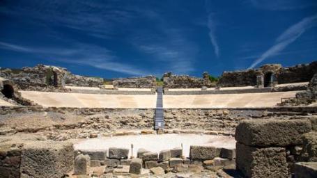 Los 16 teatros romanos más impresionantes de España 15